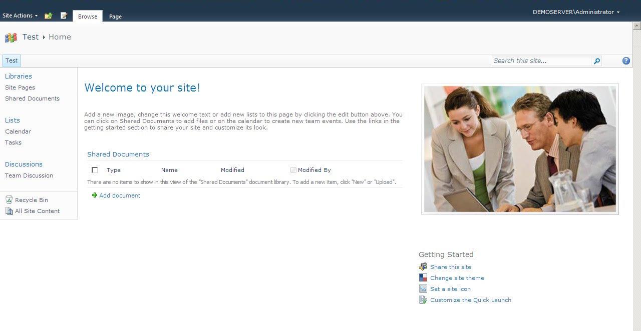 Microsoft SharePoint — Document management systems DMS — NAVISYS.biz